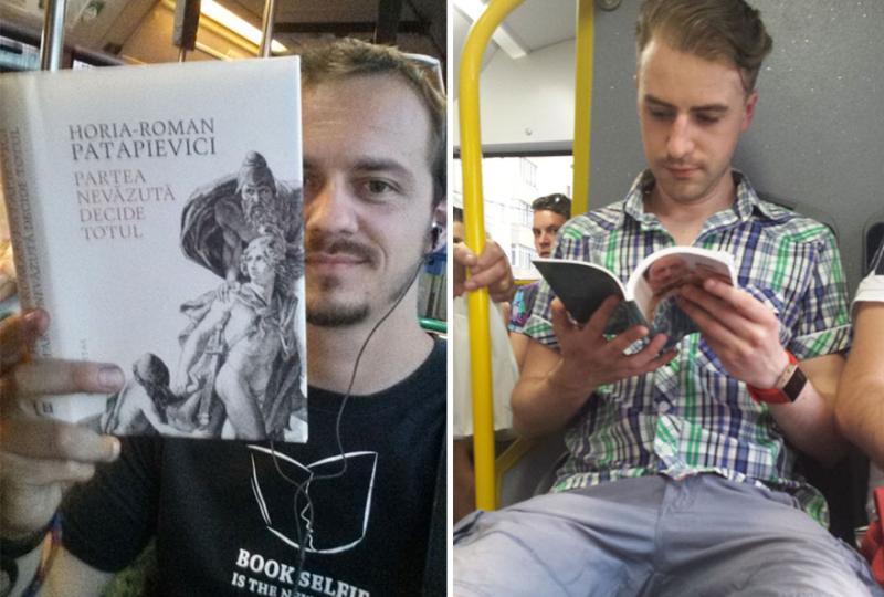 Bu Ölkədə Kitab Oxuyana Avtobus Pulsuzdur!