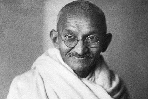 Mahatma Qandinin duası