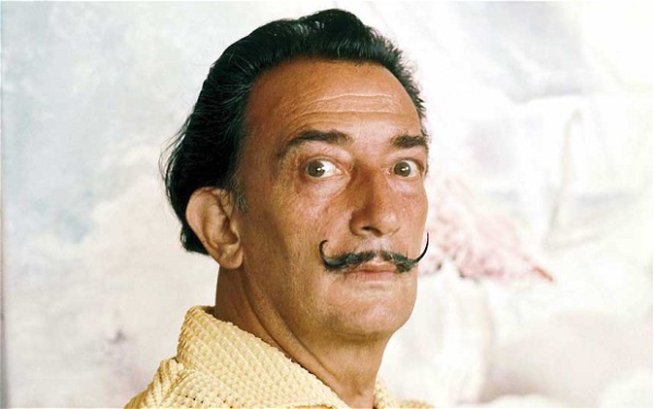 Məşhur Rəssam-Salvador Dali